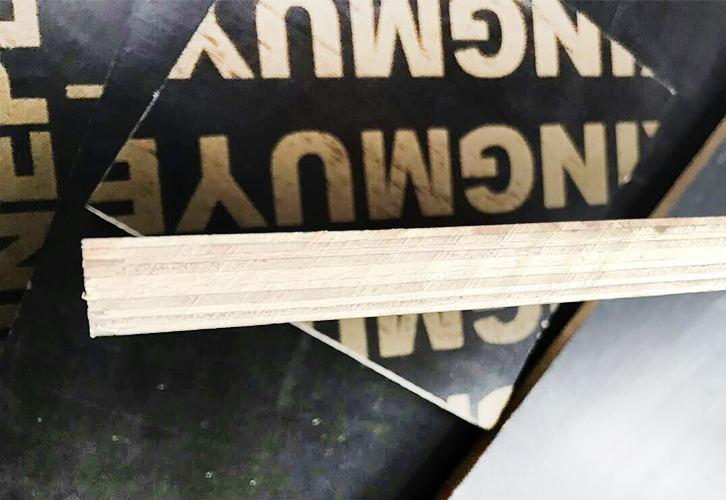耐腐蚀的清水模板