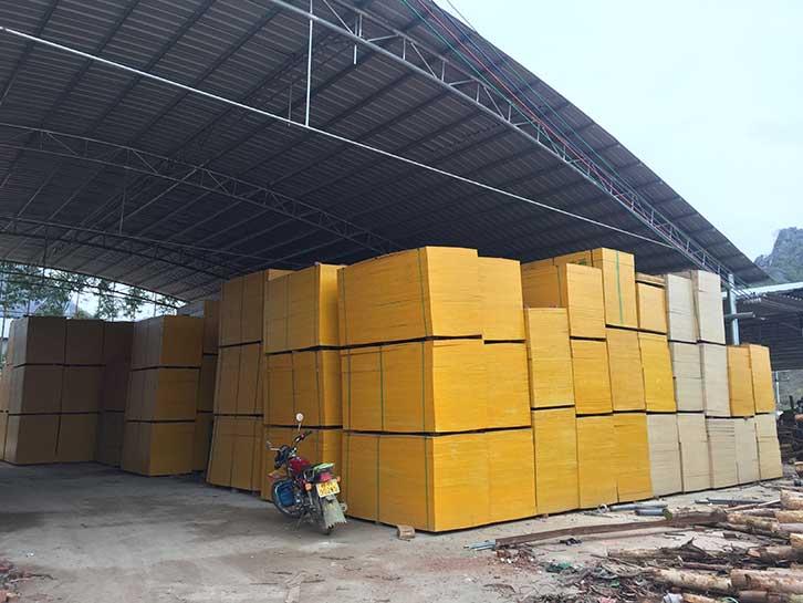 广西模板生产基地