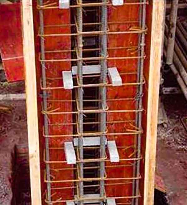 广西模板技术施工