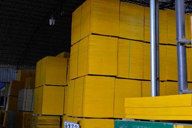 建筑胶合板板材基地