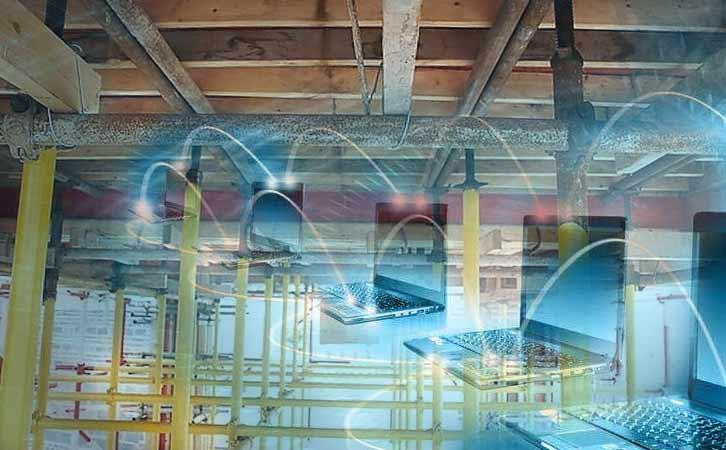 计算机管理建筑工程信息