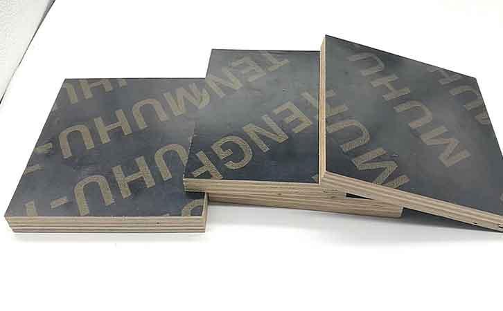 广西模板厂家知名产品-高使用率覆膜板