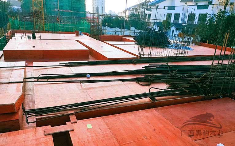 an木建筑模板